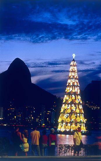 Отдых на новый год в бразилии