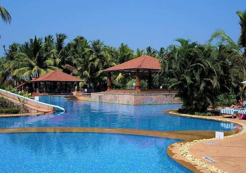 Лучшие отели индии гоа