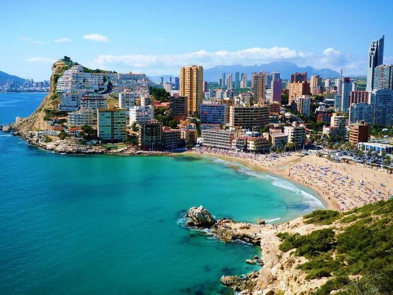 Перелет в испанию цена